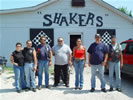 CHester ABATE meeting at Shakers