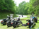 Riding the Dragon and Cherohala Skyway
